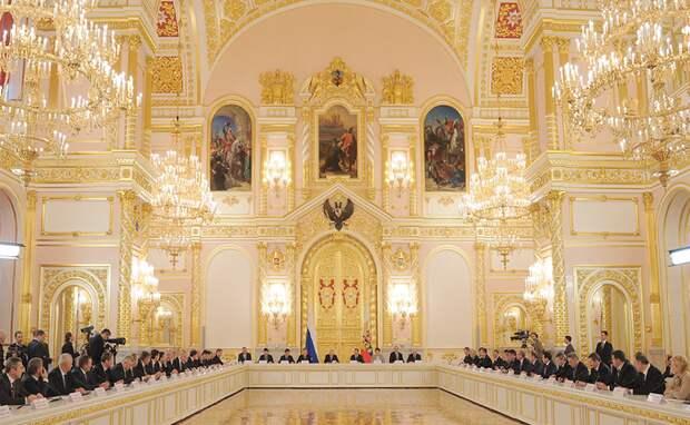 Аксёнов и Развожаев вошли в новый состав Государственного Совета РФ