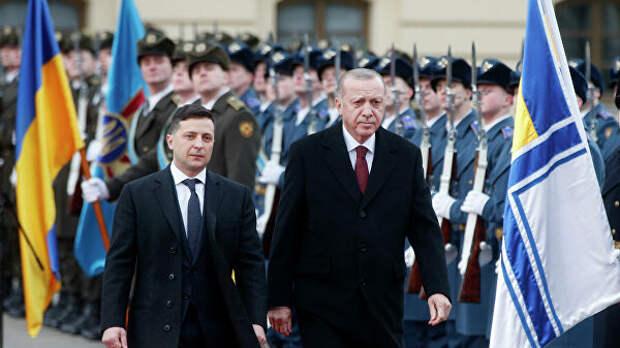 Украина подпишет сТурцией военное соглашение нафоне боёв вКарабахе