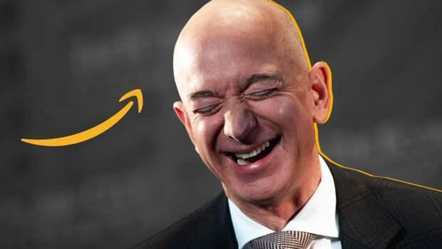 Акции Amazon были проданы Безосом за 6,7 млрд долларов