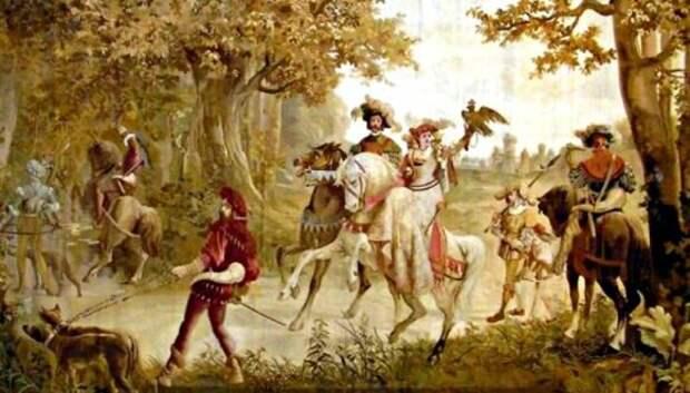 Почему раньше в лесах охотились верхом, а сегодня трудно идти даже пешком