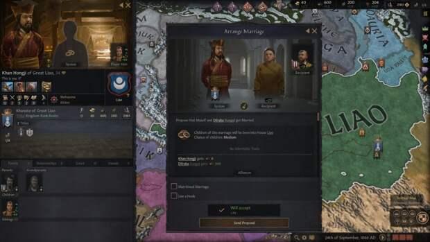 Создатели CrusaderKingsIII показатели трейлер с первым дополнением RoyalCourt