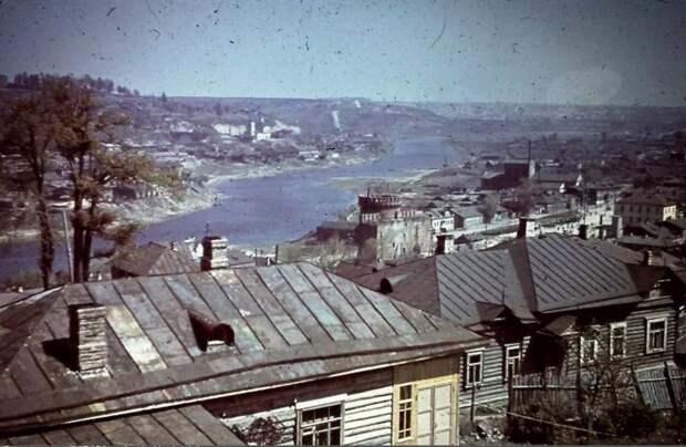 1941. Северо-восточная часть Смоленска
