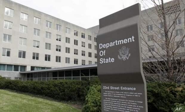 Госдеп США разочарован политической ситуацией вГрузии