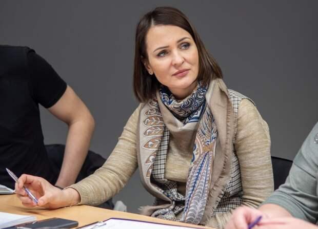 Лидер «Совета Матерей» Буцкая помогла приобрести самоходное кресло для детей с ДЦП