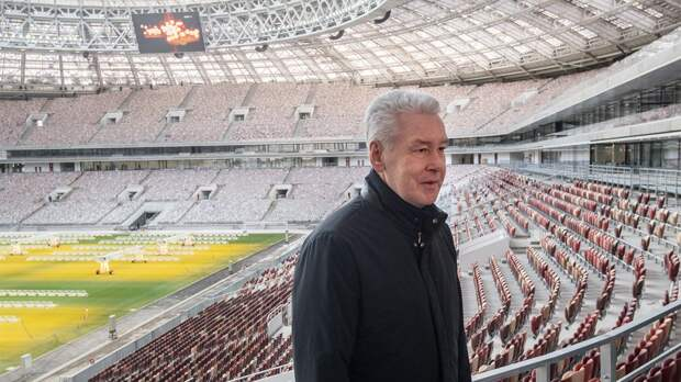 Собянин назвал бредом информацию о переезде «Локомотива» и застройке «РЖД Арены» жильем