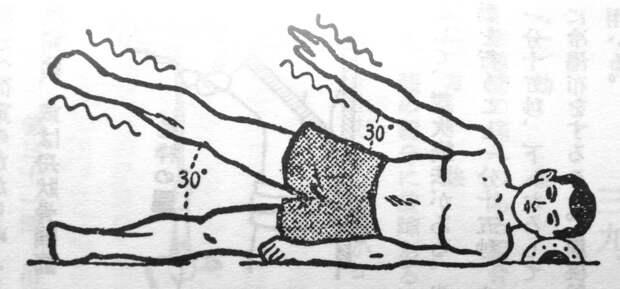 Упражнения Кацудзо Ниши для тех, у кого постоянно мерзнут руки и ноги