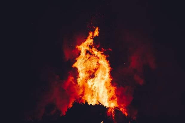 В Удмуртии обнаружили тело молодого человека с термическими ожогами