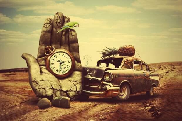 О перемещениях во времени