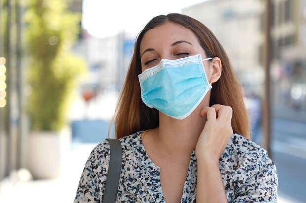 Как избавиться от раздражений и покраснений от ношения маски