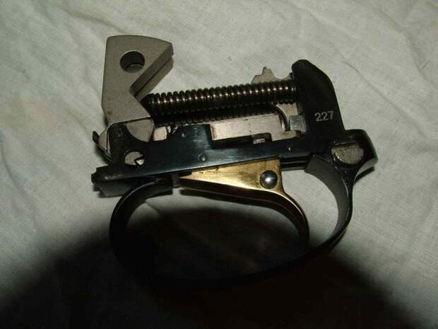 МР-233 – двуствольная «вертикалка» для спортивной стрельбы