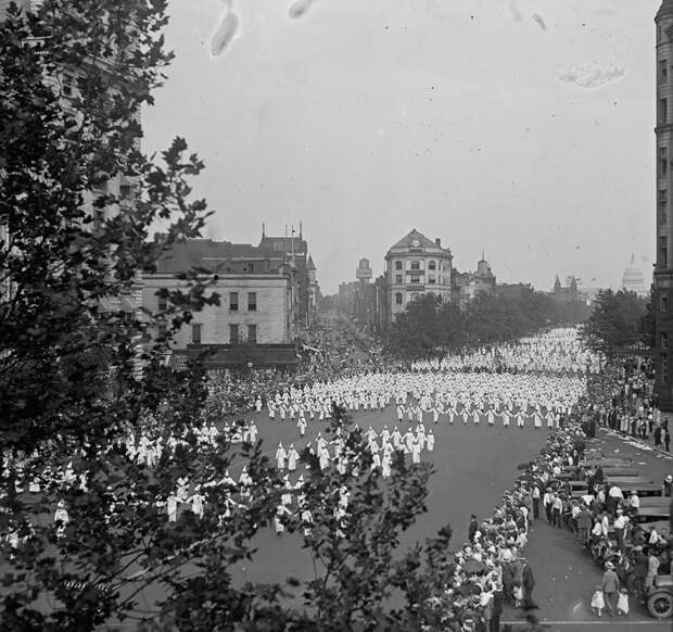 Парад ненависти клан, ку-клукс, парад, позор, сша, шествие