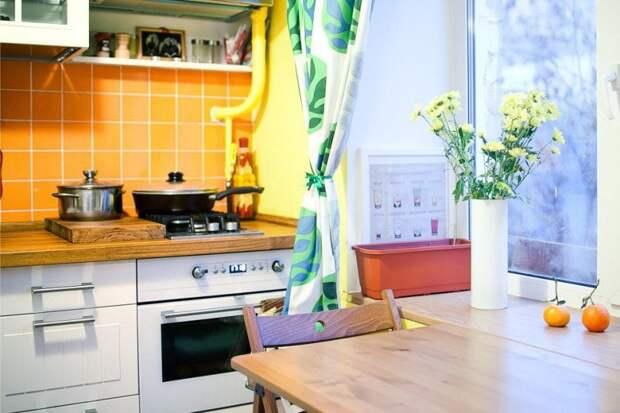 22 идеи для обустройства функционального подоконника на маленькой кухне