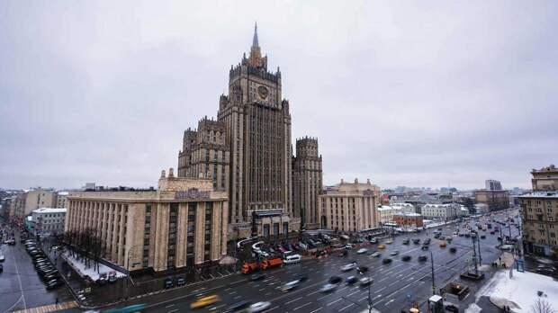 Демаршем ЕС назвал российский МИД вызов посла во Франции