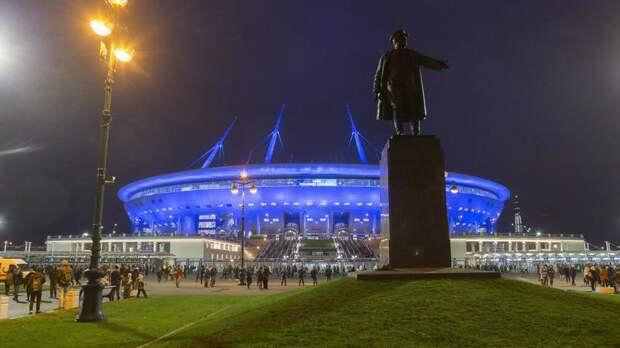 В Петербурге выразили готовность увеличить заполняемость трибун на матчах Евро-2020 до 75%
