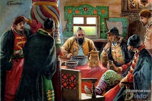 Брат Ивана Грозного - разбойник Кудеяр