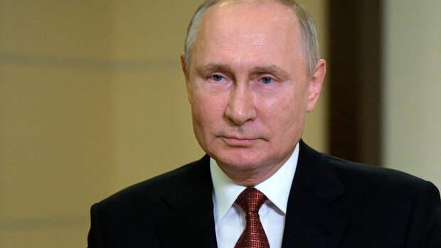 Путин назвал главных врагов России