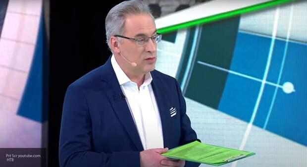 В эфире «Место встречи» Норкин ответил Назарову и Майкову на критику парада Победы