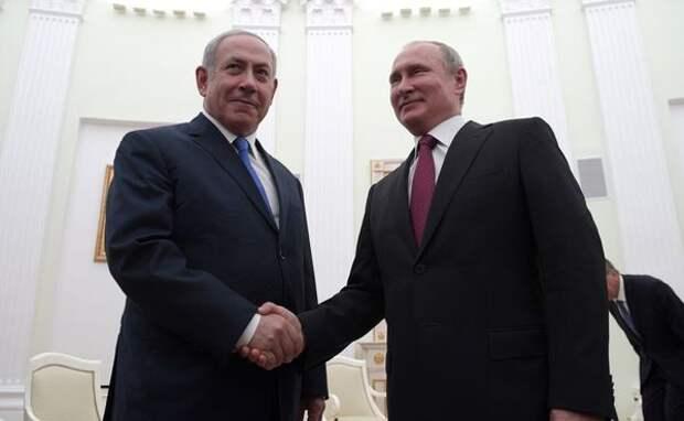Ушаков объяснил причину отмены визита Нетаньяху в Москву