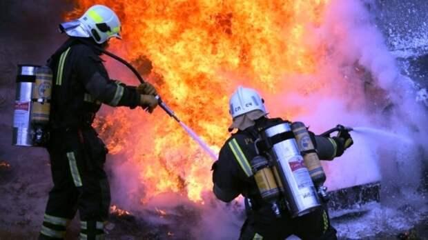 Пожар жилого дома в Нижегородской области после взрыва газа ликвидирован