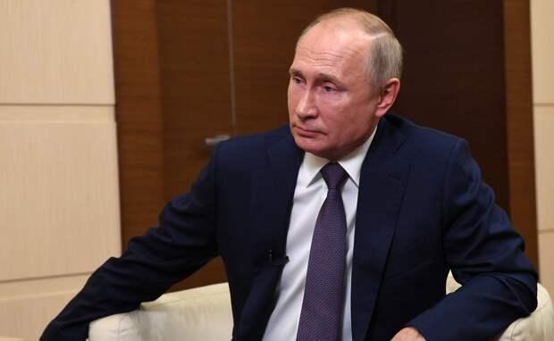 Путин о воссоединении Крыма с Россией: «Мы делали это в интересах людей, которые там проживают»