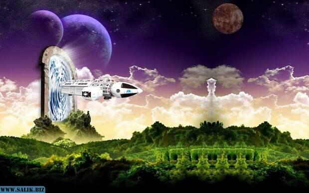 Только за краем Вселенной люди смогут найти доказательства существования Демиургов или же убедиться в том, что их нет.