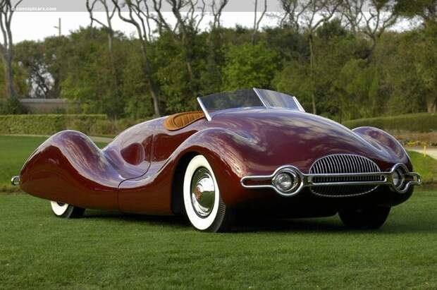 Norman Timbs Special. 1940 авто, автомир, интересное, монстры, странные
