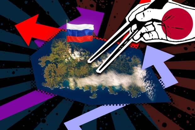 Правительству Японии предложили установить блокаду Южных Курил