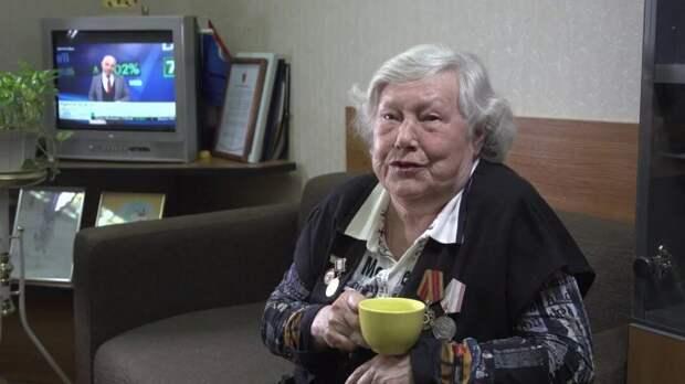 Об ужасах войны и блокадном Ленинграде рассказала жительница Южного Медведкова