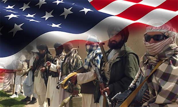«Талибан»: информационная кампания США против России, Китая, Ирана