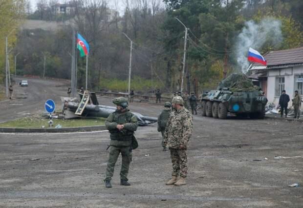 Как события в Нагорном Карабахе преобразили российскую оппозицию. Голос Мордора