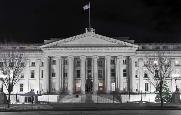 Здание Министерства финансов США  trekandshoot/Shutterstock/FOTODOM