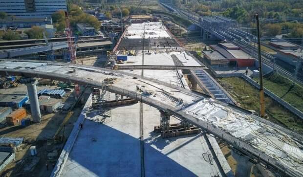 Участок Северо-Восточной хорды от Открытого до Ярославского шоссе построят в 2021 году