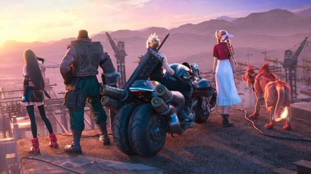 Alan Wake Remastered и Final Fantasy VII Remake выйдут на ПК