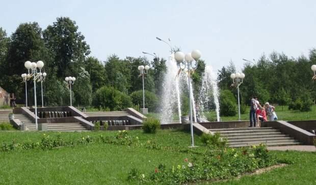 Стал известен подрядчик по обслуживанию фонтанов в парке Бондина в Тагиле