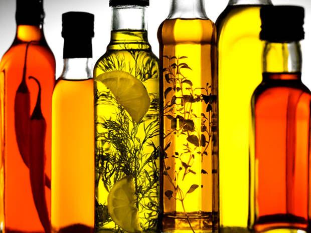 Ликбез по растительным маслам