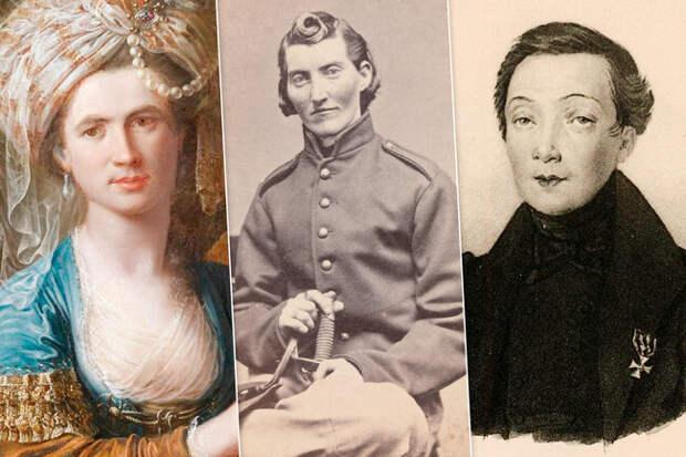 3 исторические личности, которые были трансгендерами
