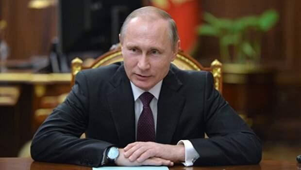 Путин: уходящий год был непростым, но трудности сплотили Россию