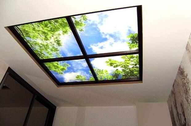 Потолочное окно сделает комнату уютнее, гармоничнее и даже светлее. / Фото: oknanagoda.com