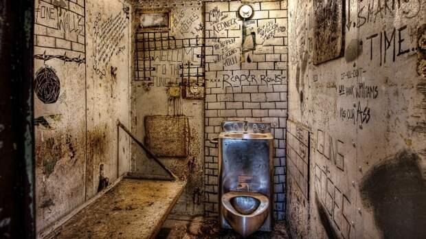 Тюрьма штата Западной Виргинии