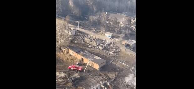 Дело о смертельном пожаре в ВКО ведут по статье о неосторожном уничтожении чужого имущества