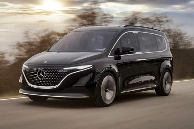 Новый Mercedes-Benz EQT оказался сделан на базе Renault. Немцы наступили на те же грабли?