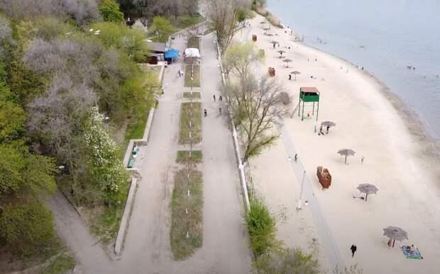 В Ростове-на-Дону этим летом официально будут работать три пляжа