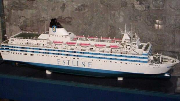 """К затонувшей """"Эстонии"""" направится экспедиция в связи с новыми данными о трагедии"""