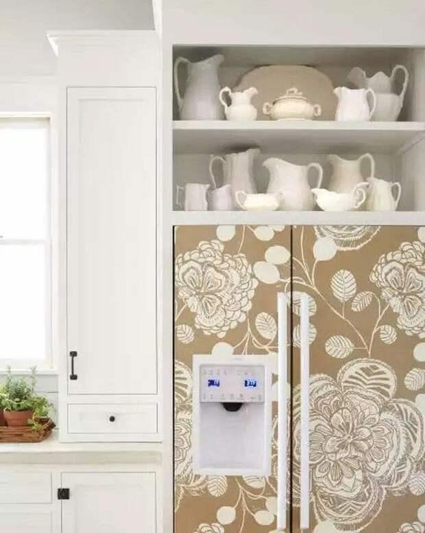 Обновлениястарого холодильника