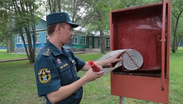 В Новосибирской области проверяют безопасность детских загородных оздоровительных лагерей
