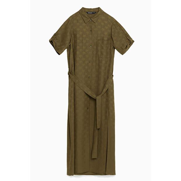 Zara Что носить в жару, или <br> 8 вещей для лета в городе
