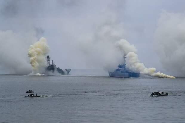 Береговая охрана США: РФ создает угрозу американским судам в Арктике