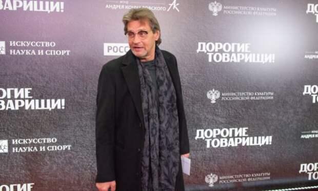Похудевший Домогаров вышел в свет после слухов о болезни