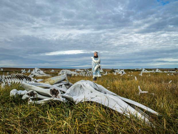 13 невероятных фото Чукотки