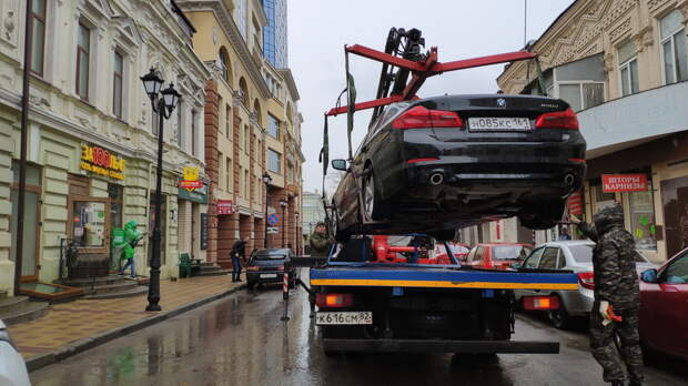ВРостове небудут наказывать эвакуаторщиков, несмотря нажалобы водителей